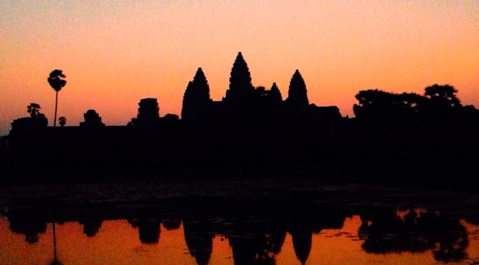 Must Try: Sunrise at Angkor Wat