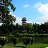 7-Storey pagoda in Chinese Garden, Singapore