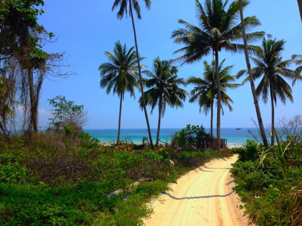 Lagoi Beach in Bintan, Indonesia