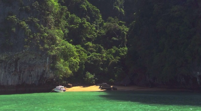 Majestic Phang Nga Bay!
