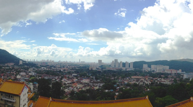 Day 2: 1 day @ Penang, Malaysia