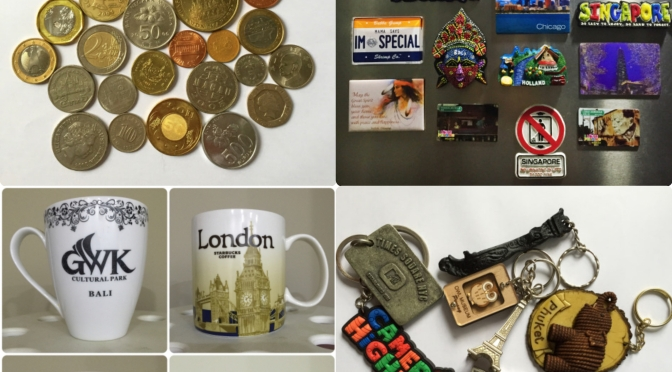 5 Travel Collectibles