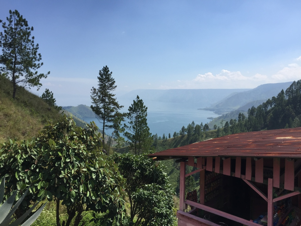 Toba Lake Vista