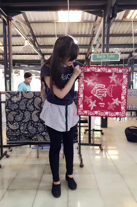 batik class 2