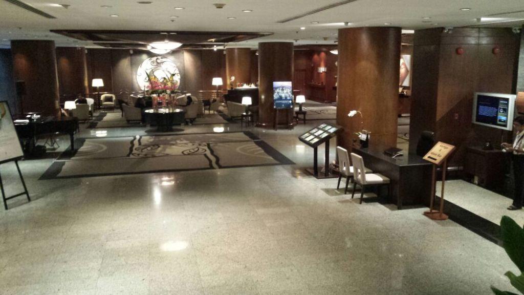 Hotel Lobby (Peaceful)