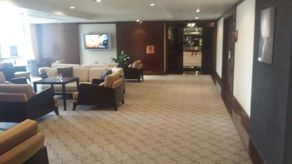 Club Lounge (Specialised Check-In)