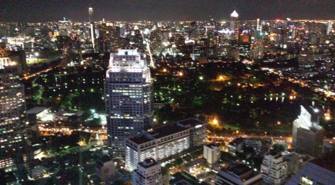 Bangkok, Thailand 1st Day