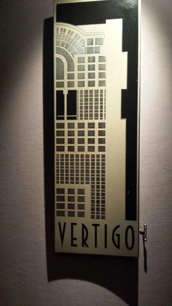 Vertigo (Roof top restaurant)