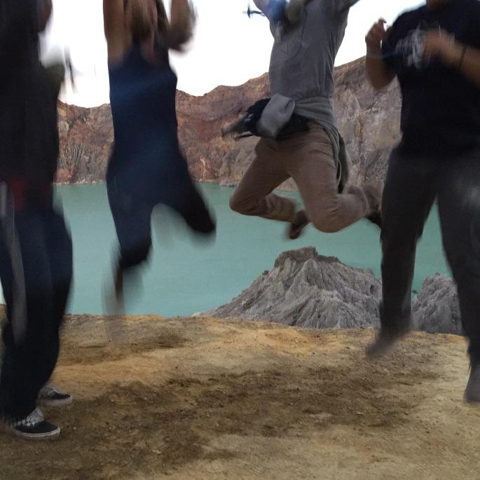 Our failed jump shot