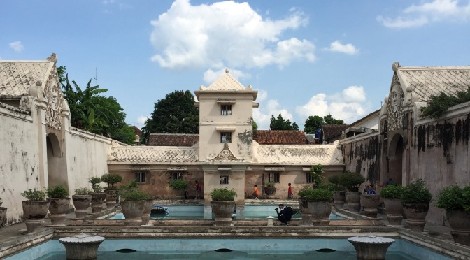 Taman Sari/Water Castle (Photo Journal)