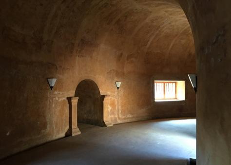 Circular chambers