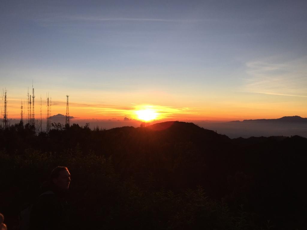 Sunrise at Penanjakan