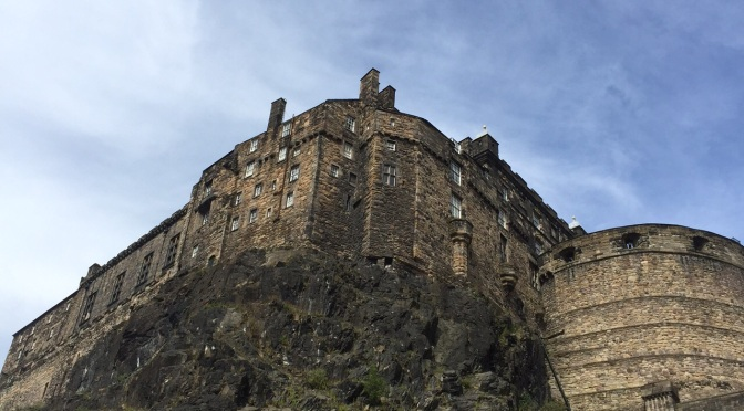 Edinburgh, Scotland (Part I)