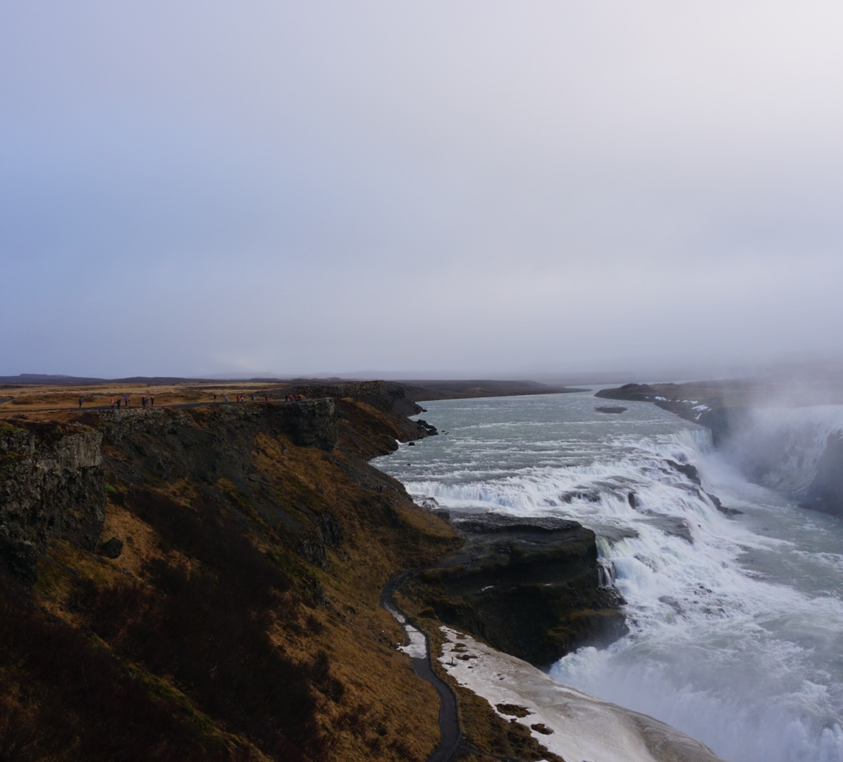 Golden Falls (Gullfoss)